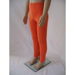 narancssárga thermo cicanadrág