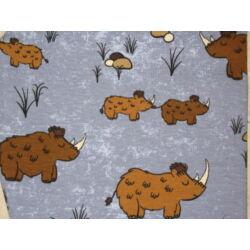 rinocéroszos vékony cicanadrág