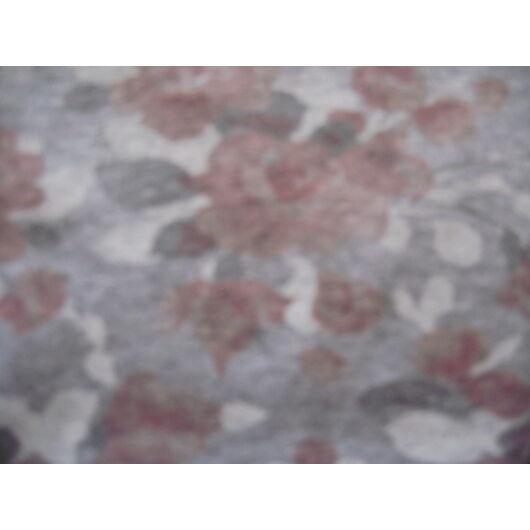 szürke virágos  3/4-es vékony cicanadrág
